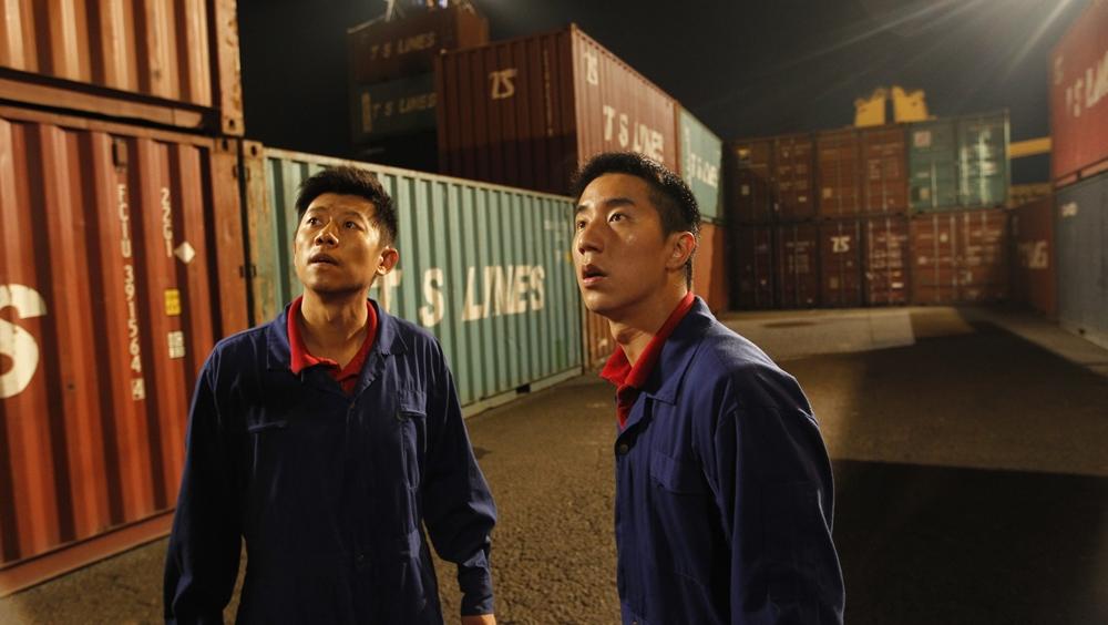 Một phân cảnh khác trong phim ''Double Trouble''