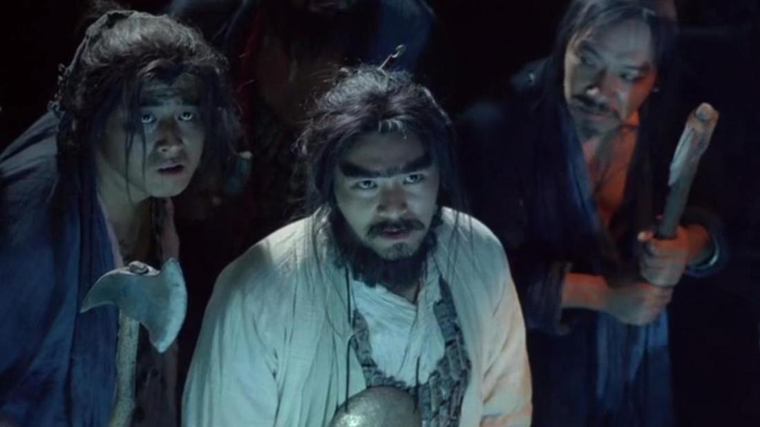 500 năm sau, hậu thân của Tôn Ngộ Không là Chí Tôn Bảo trở thành bang chủ của toán cướp chuyên hành nghề trên vùng sa mạc.