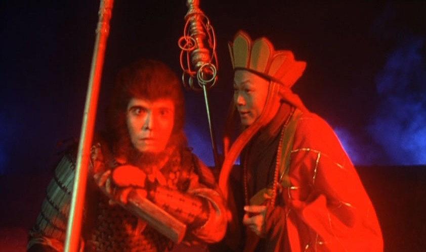 500 năm trước, Tôn Ngộ Không vì có âm mưu để Ngưu Ma Vương ăn thịt Đường Tăng và đánh cắp Nguyệt Quang Bảo Hạp nên bị Quan Âm trừng phạt.