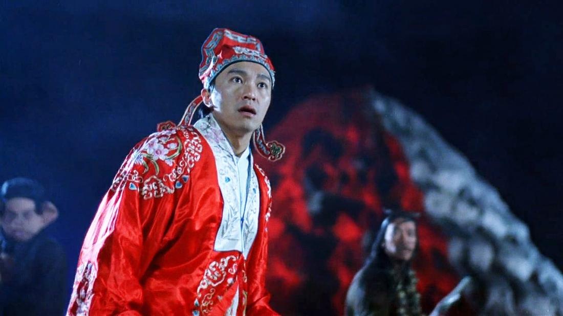 Chí Tôn Bảo - hậu thân của Tôn Ngộ Không - vì muốn cứu Bạch Tinh Tinh mà xuyên không về 500 năm trước.