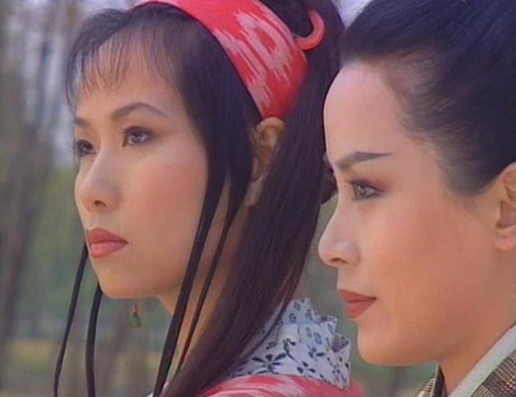 Hai nhân vật Yên Chi và Tư Mã Tiêu trong phần 1 ''Búp Bê Phỉ Thúy''.