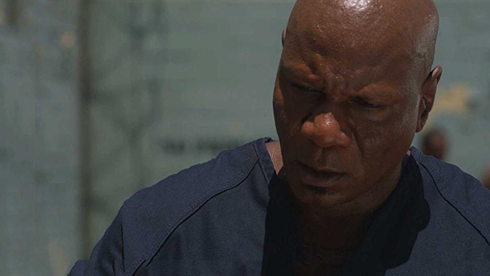 Cain là một tên tội phạm đang bị kết án tù chung thân
