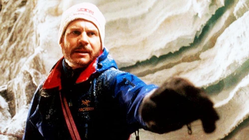 Phim xoay quanh cha con nhà Garrett - họ có chung niềm đam mê leo núi
