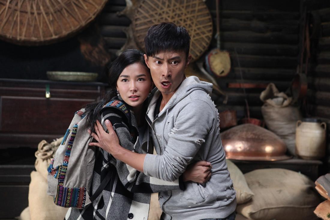 Diêu Tinh Đồng trong vai Đồng Hân và Vương Hải Tường vai Lý Tử Uy.