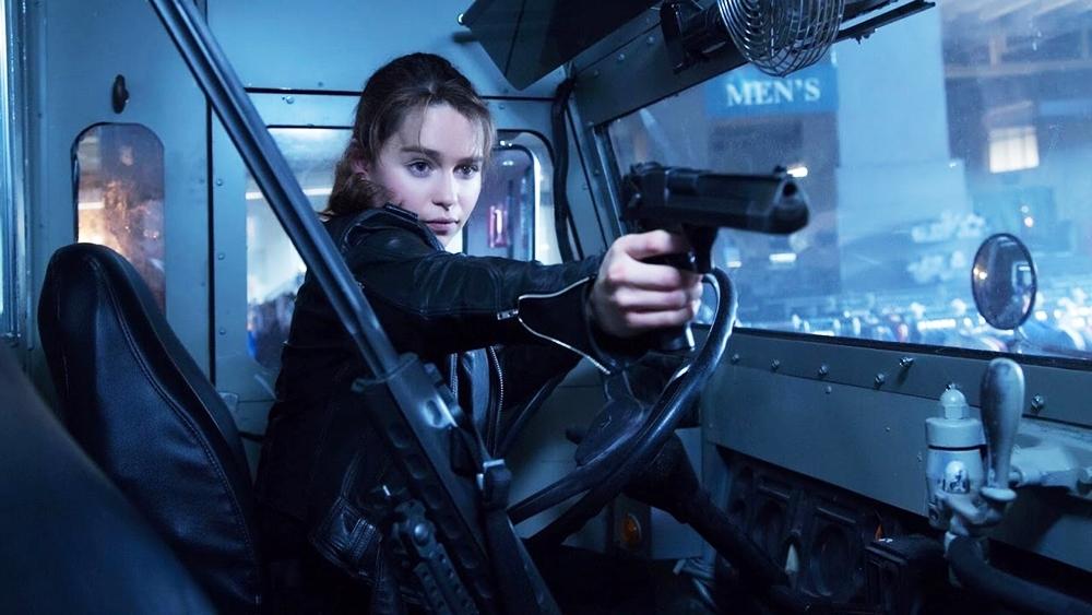 Emilia Clarke trong vai Sarah Connor