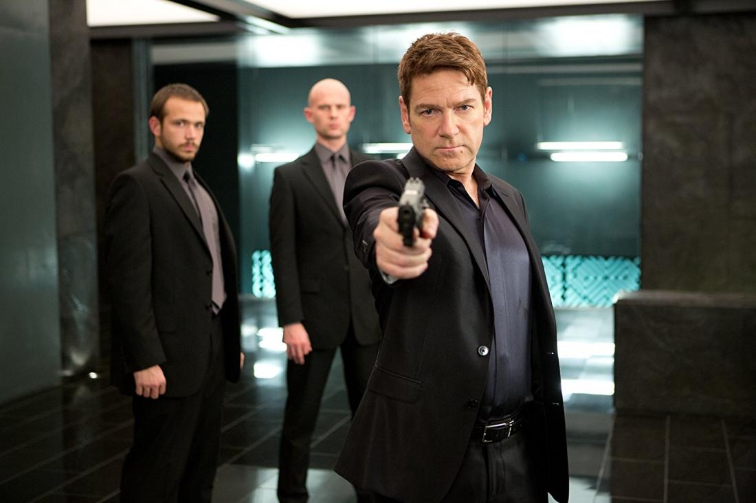 Trong quá trình hoạt động, Jack phát hiện và tìm cách ngăn chặn âm mưu khủng bố tài chính toàn cầu do tên tội phạm kinh tế người Nga Viktor Cherevin cầm đầu.