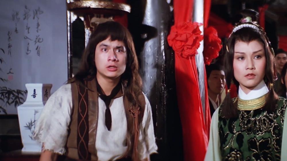 Một cảnh trong phim ''The Proud Twins''