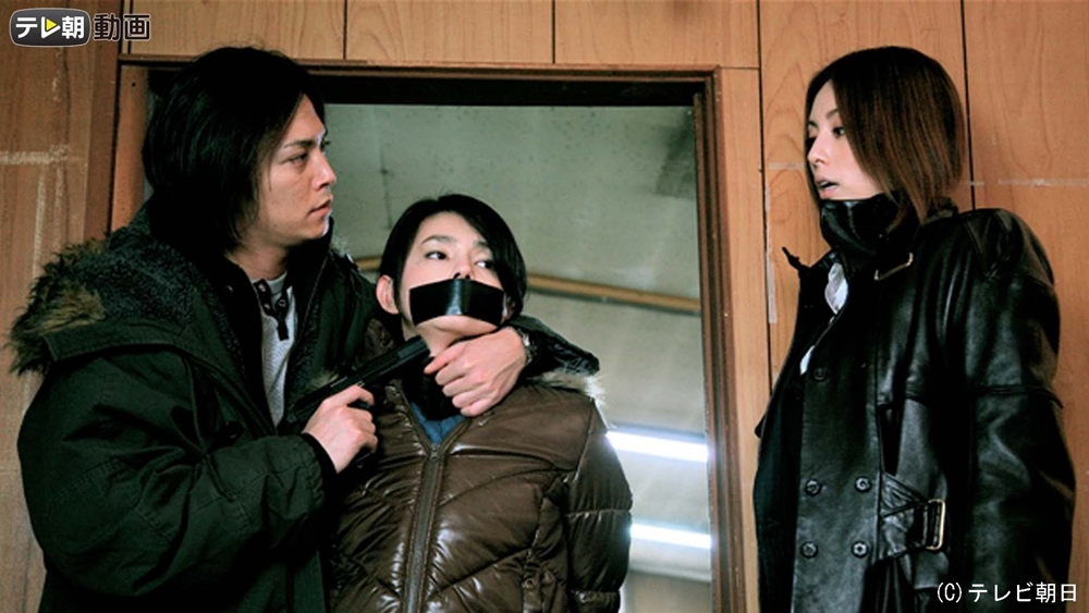 Reiko Usagi là nữ cảnh sát nhạy bén trước các ý đồ của tội phạm.
