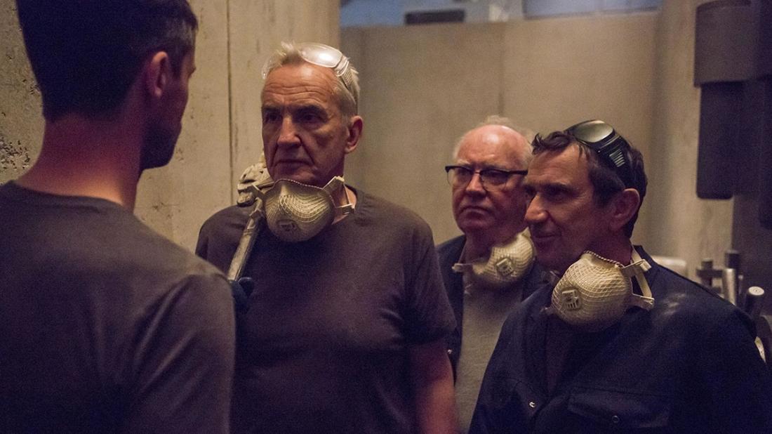 Phim xoay quanh phi vụ trộm không tưởng được thực hiện bởi những tên trộm lão làng ở tuổi xế chiều.