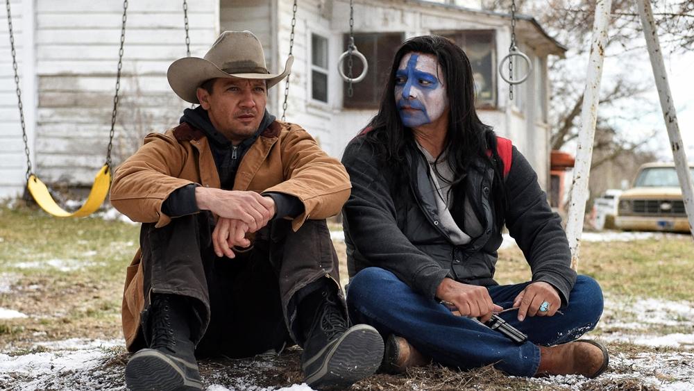 Một phân cảnh khác trong phim ''Wind River''