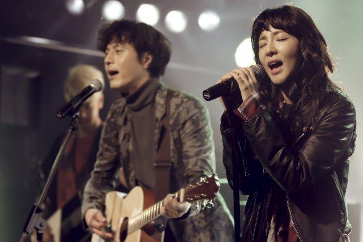 Nhạc sĩ Jee Il đã giúp cô khôi phục trí nhớ qua một giai điệu mà cô thường nghe thấy trong giấc mơ của mình.