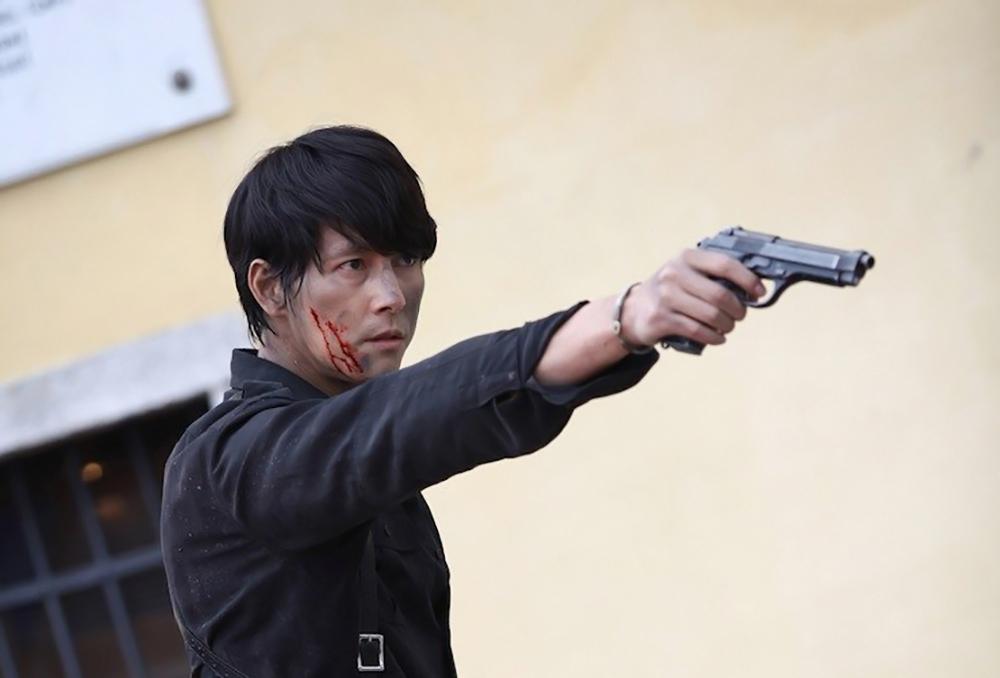 Đội biệt phái đã rơi vào tình huống hết sức nguy hiểm khi xảy ra cuộc chạm trán giữa điệp viên NTS Jung Woo và ''đầu sỏ'' Athena Son Hyuk.