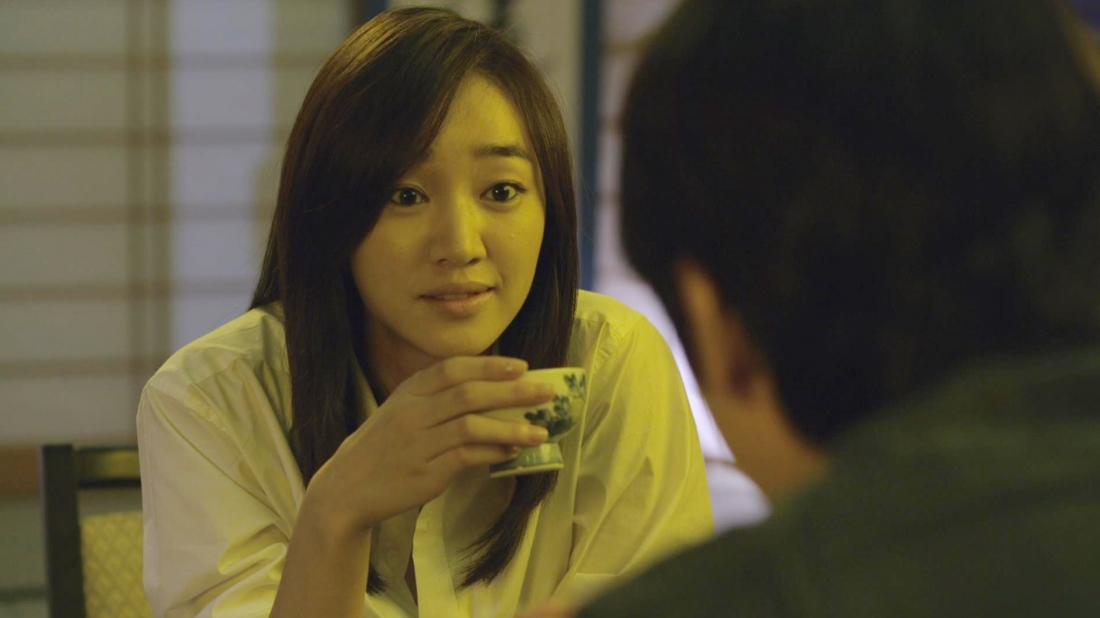 Soo Ae trong vai cô gái bí ẩn Hye In.
