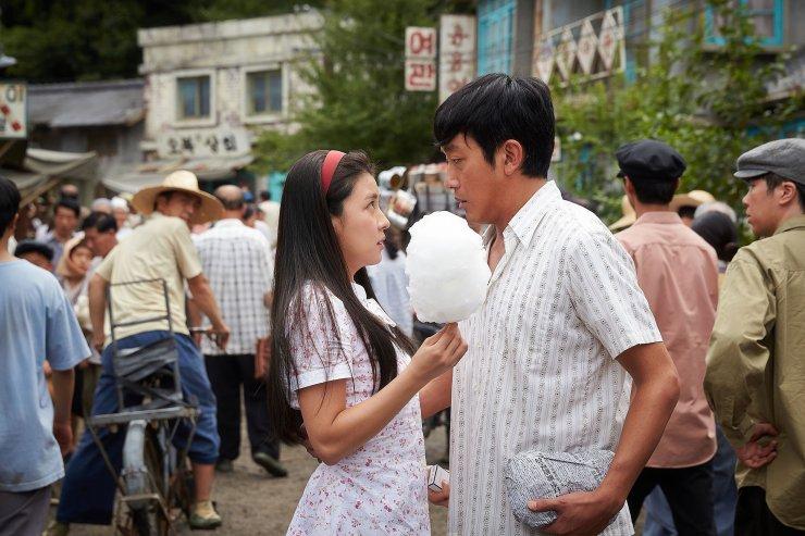 Heo Sam Gwan quyết định sẽ cưới Heo Ok Ran và anh chấp nhận bán máu mình cho tới khi đủ tiền để cưới cô.