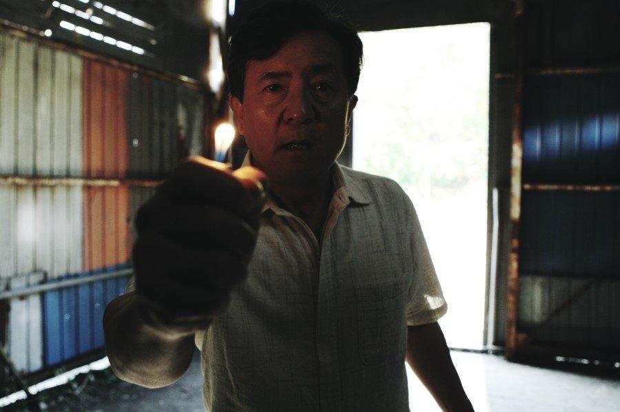 Ông nội Han Chul chính là kẻ thủ ác năm xưa.