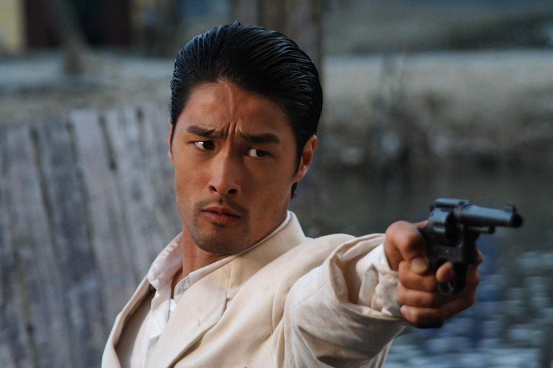 Johnny Trí Nguyễn vào vai Cường - một tay sai của thực dân.