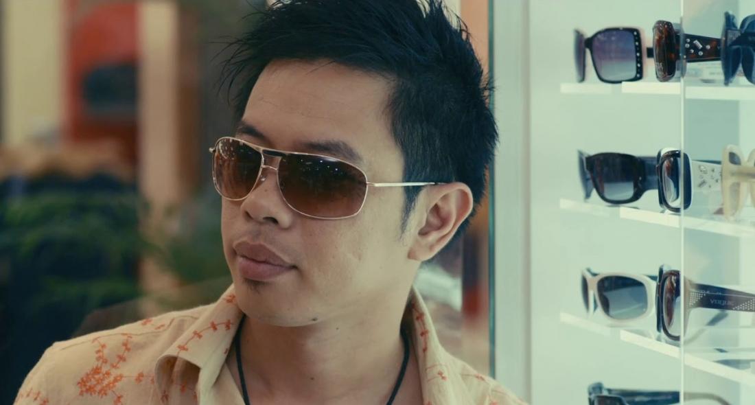 Thái Hòa vào vai Lâm - người bạn ''trời đánh'' của Dũng.