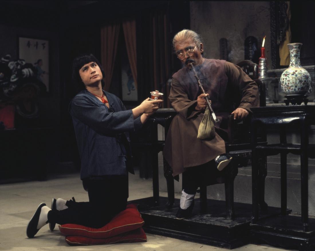 Vì ngỗ ngược nên Trương Đức Thái thường bị cha trách phạt.