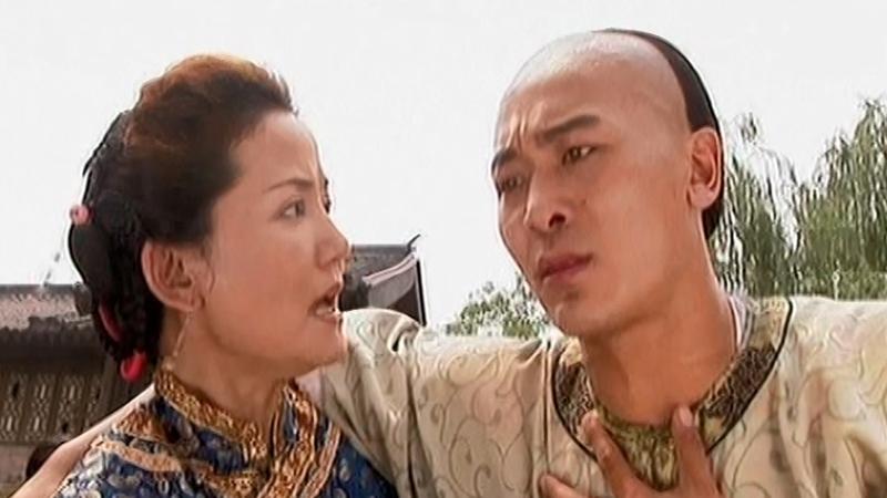Một phân cảnh khác trong phim ''Túy Quyền Trương Tam''