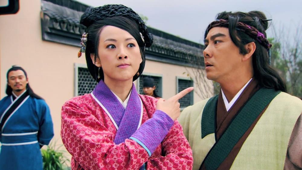 Phim cũng đề cập đến các anh hùng trại Ngõa Cương như Tần Quỳnh, La Thành, Trình Giảo Kim, Đan Hùng Tín,...
