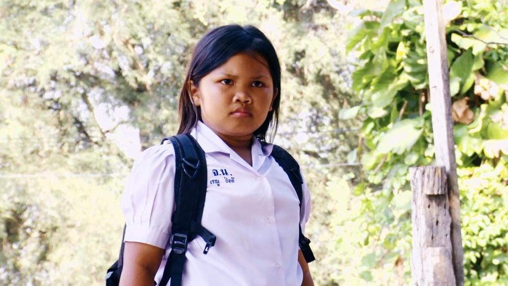 Suthida Hongsa trong vai cô gái Reanu dễ thương
