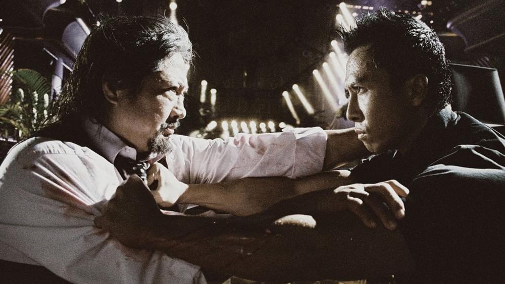 Một phân cảnh khác trong phim ''SPL: Kill Zone''