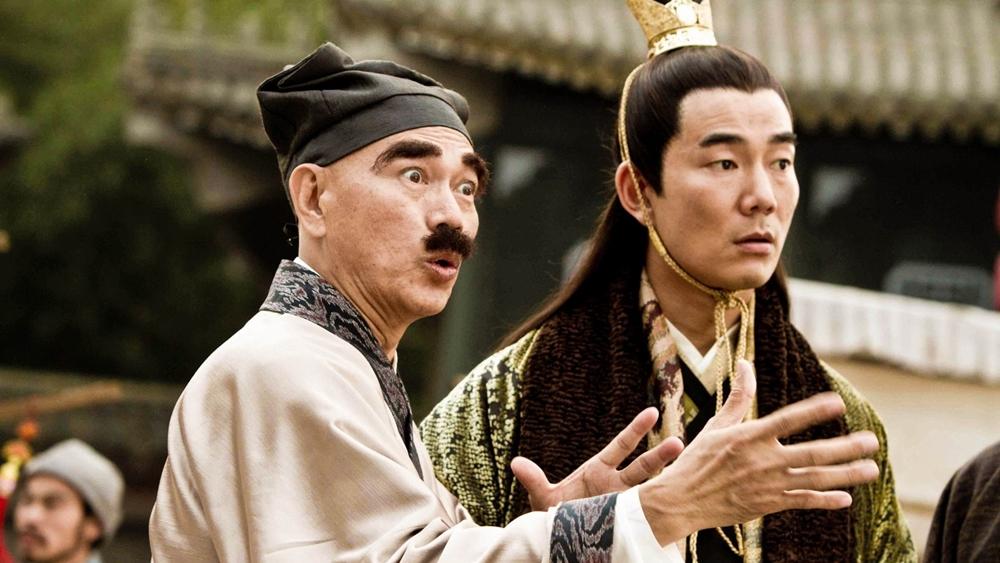 Hoàng đế Chính Đức vì muốn tìm hiểu cuộc sống của nhân dân nên đã vi hành đến Giang Nam.