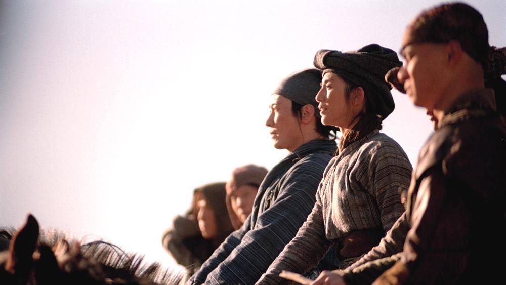 Vũ Trang - nơi ẩn chứa các anh hùng của Thiên Địa Hội bị uy hiếp. Do đó, Vũ Nguyên Anh và Hàn Chí Bang đành phải lên Thiên Sơn cầu cứu Thất Kiếm.