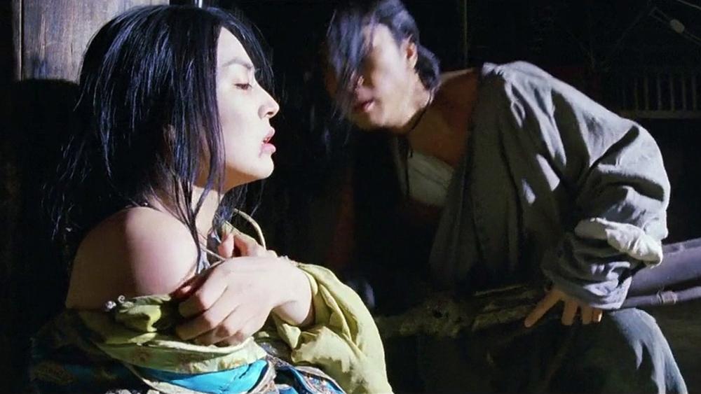 Một phân cảnh khác trong phim ''Seven Swords''