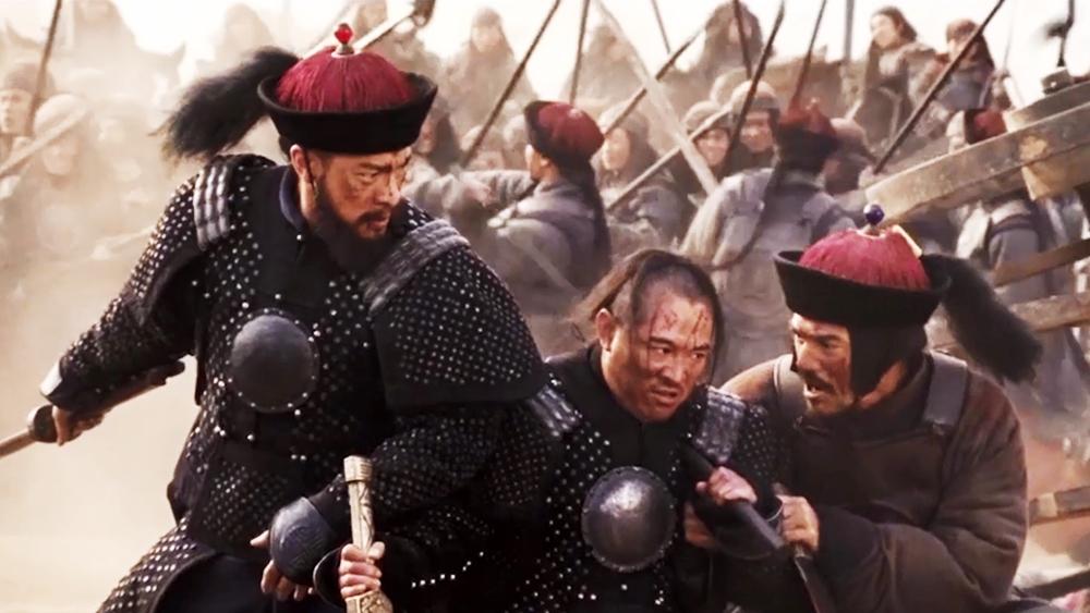 Số phận của Mã Tướng quân lại bị thay đổi hoàn toàn bởi hai người huynh đệ