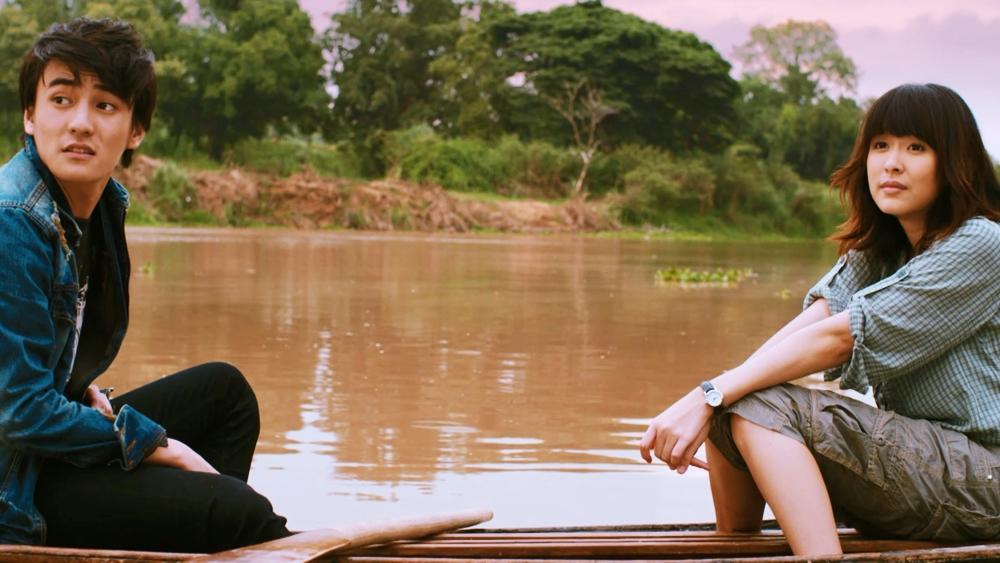 Một cảnh trong phim ''Hug Na Sarakham''