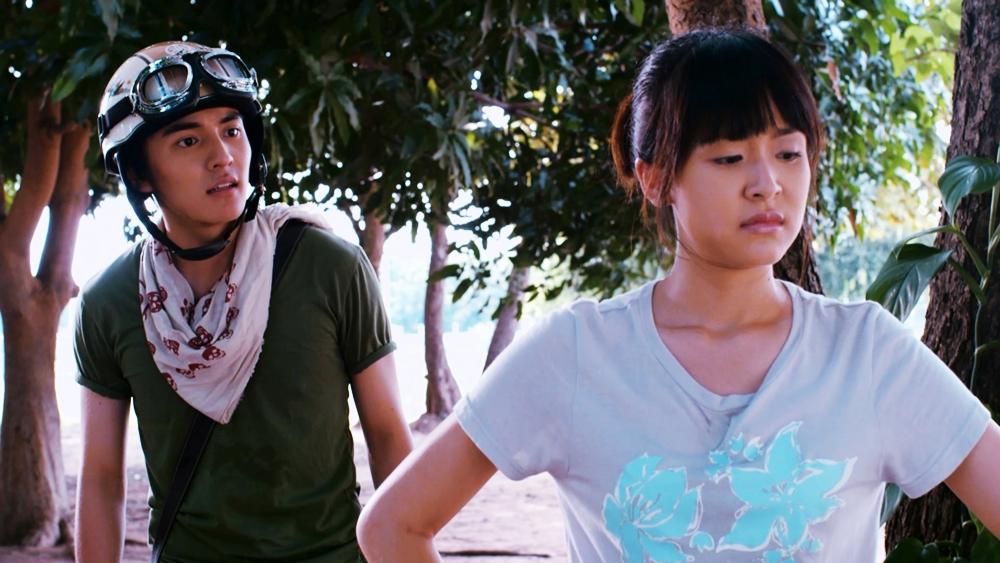 Chuyện phim xoay quanh tình yêu của tuổi trẻ