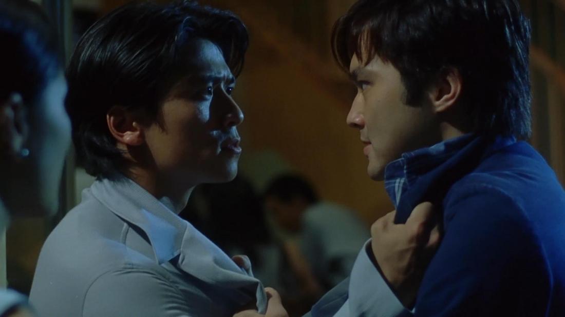 A Nghệ bắt gặp bạn gái hẹn hò với trai lạ.
