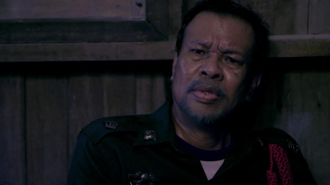Đồng hành cùng Wasan là Hạ sĩ Thong.