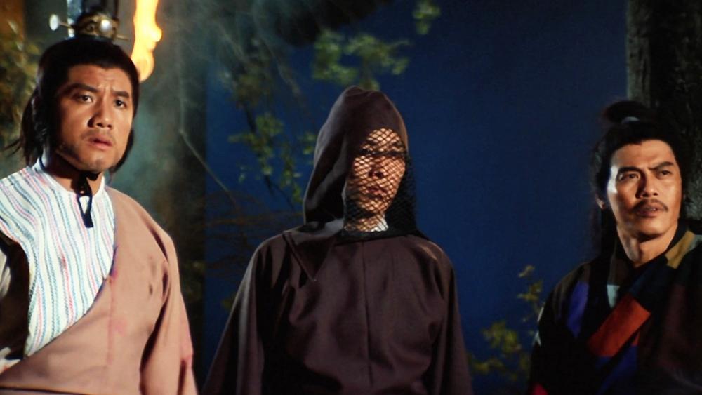 Một cảnh trong phim ''Return Of The Sentimental Swordsman''