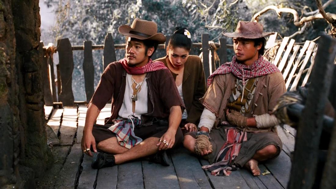 ''Dynamite Warrior'' là bộ phim có sự kết hợp giữa yếu tố hành động và hài hước.