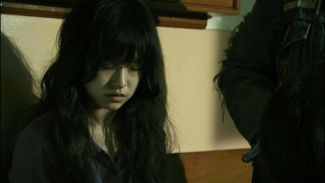 Zen là một cô bé đặc biệt, bị chứng tự kỷ nhưng thần kinh vận động lại rất tốt.