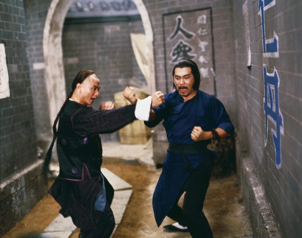 Dương Lâm và Phi Hùng vốn là bằng hữu thân thiết.