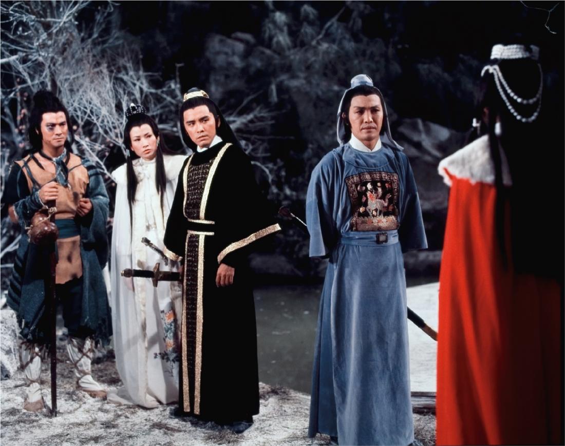 Sau nhiều năm, vì thù xưa khó dứt nên các cao thủ môn phái lớn, trong đó có du hiệp Thẩm Lãng được mời đến thảo luận cách đối phó với Hoan Hỉ Vương.