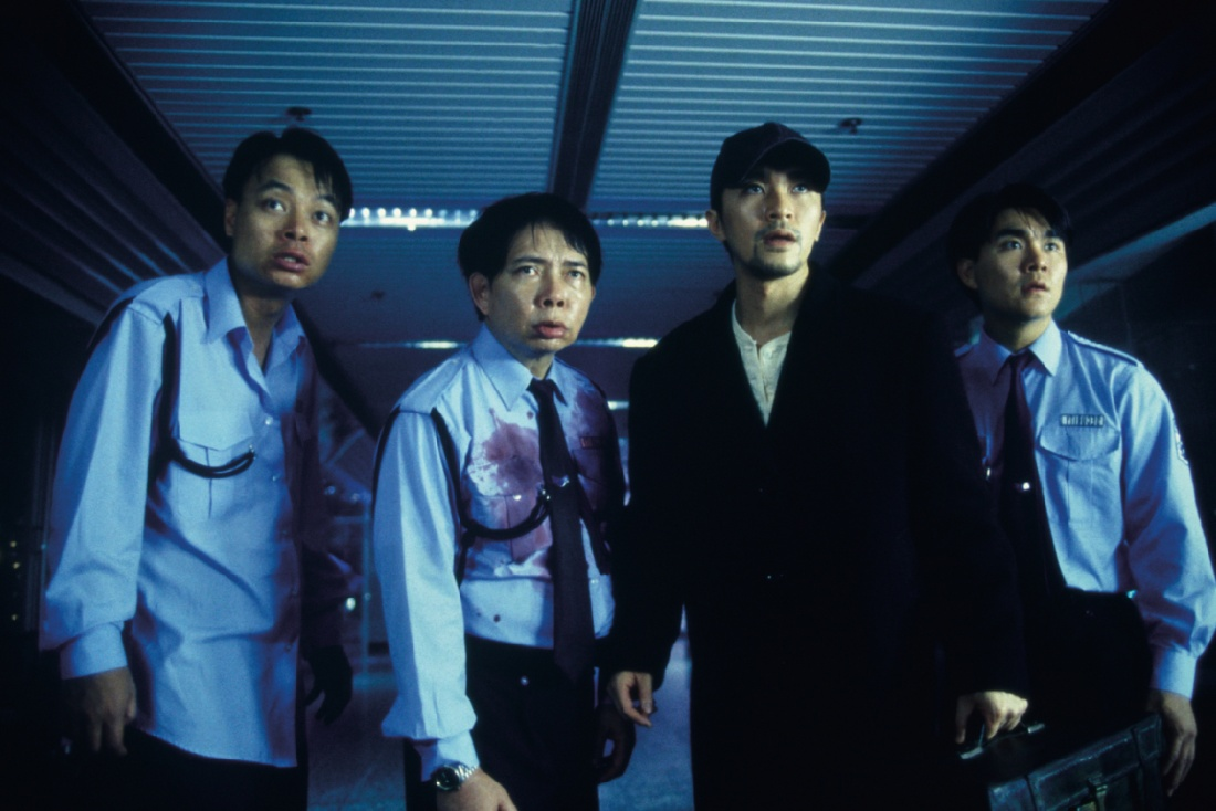 Châu Tinh Trì vào vai ''chuyên gia bắt ma'' Leon.