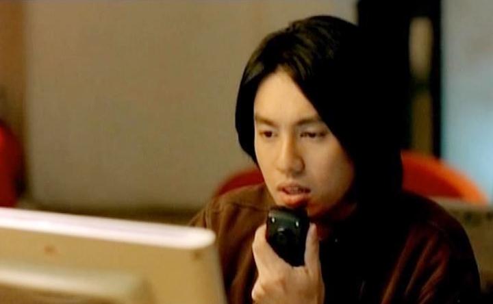 Chu Hiếu Thiên trong vai Gia Huy.