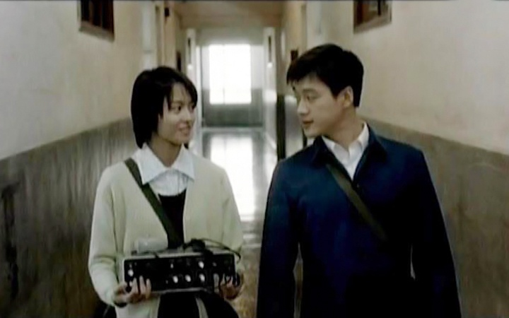Cô sinh viên đại học Tiểu Giai thầm ngưỡng mộ chàng lớp trưởng Văn Đào.