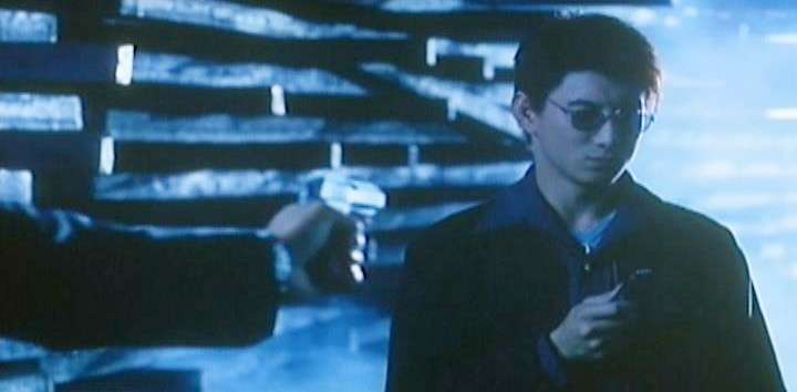 Ngô Kỳ Long trong một cảnh phim ''My Heart Will Go On''.