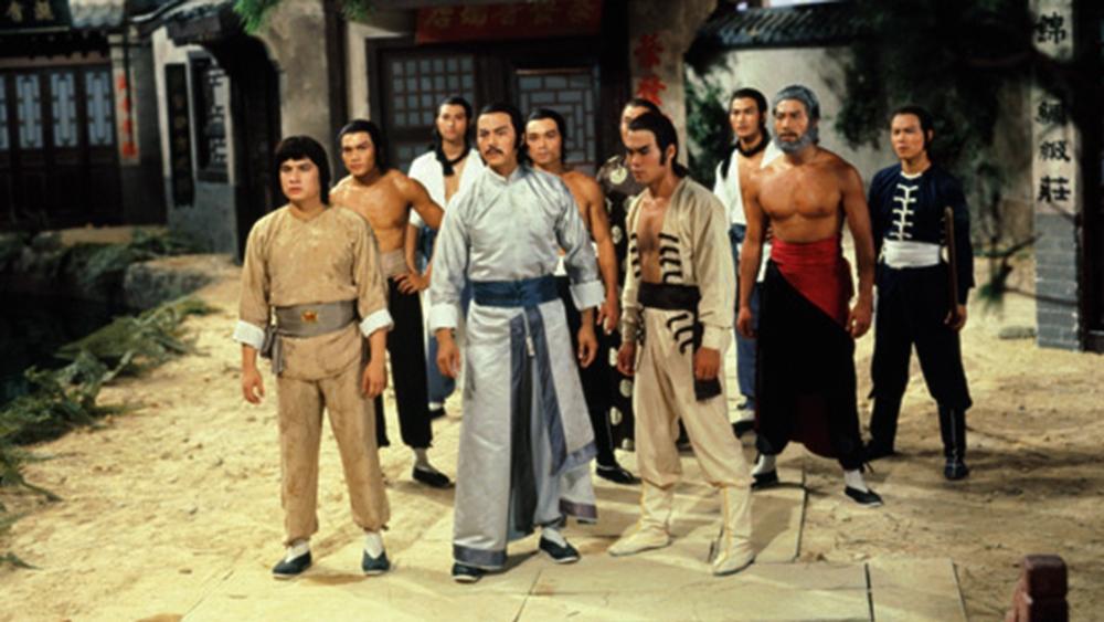 Nhóm Thập Hổ với võ thuật siêu phàm, một thời gây sóng gió thành Quảng Đông