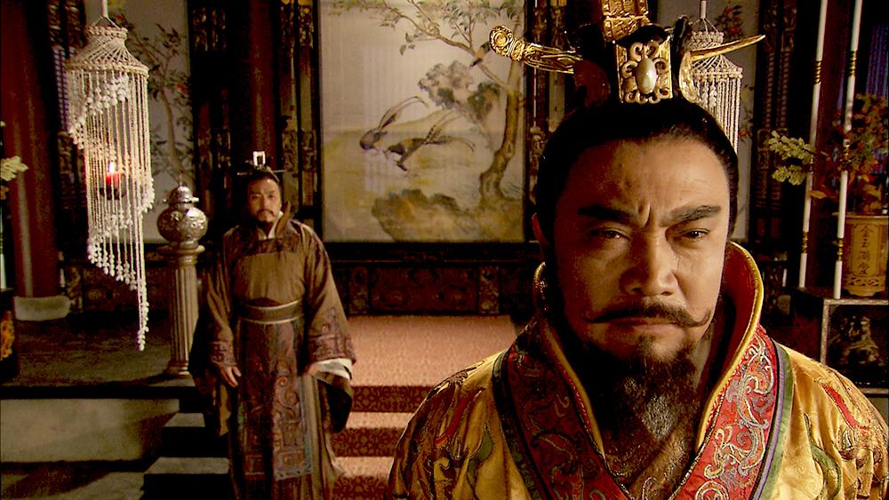 Tùy Dương Đế không nghe lời khuyên quản quần thần, rời khỏi Lạc Dương xuống Giang Nam