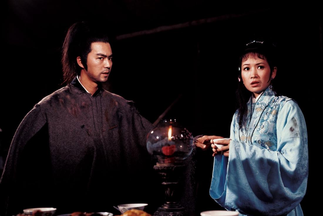Một cảnh trong phim '' Phó Hồng Tuyết''.