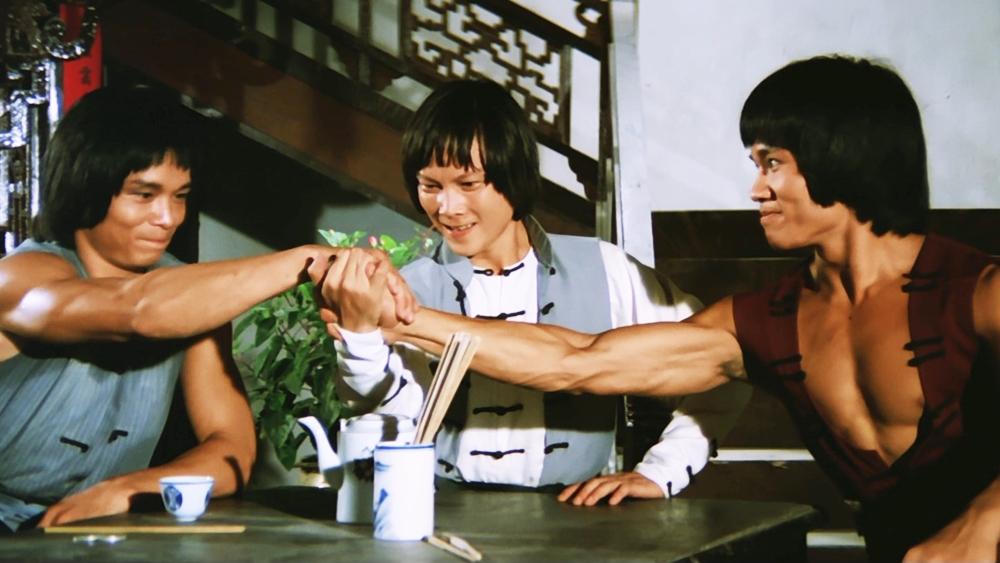 Vương Tự, Kim Chính Bình và Ngư Hán Sinh đã kết giao huynh đệ