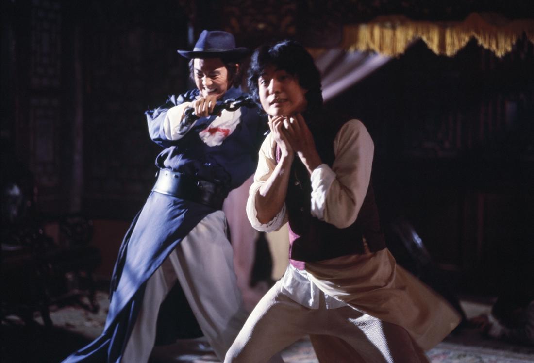 Sau khi ra tù, với xích sắt trong tay, Đặng Tiêu đi tìm kẻ đã mưu hại mình để trả thù.