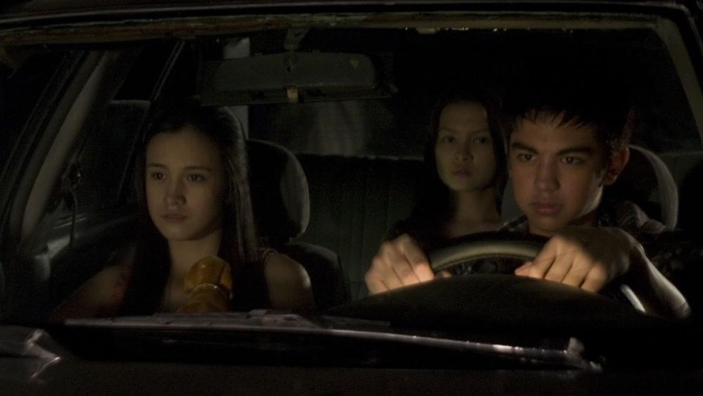 Ellena, Brian và Jannie vì tránh cảnh sát mà chọn đi đường tắt qua rừng nhưng liên tục gặp phải các hiện tượng ma quái.