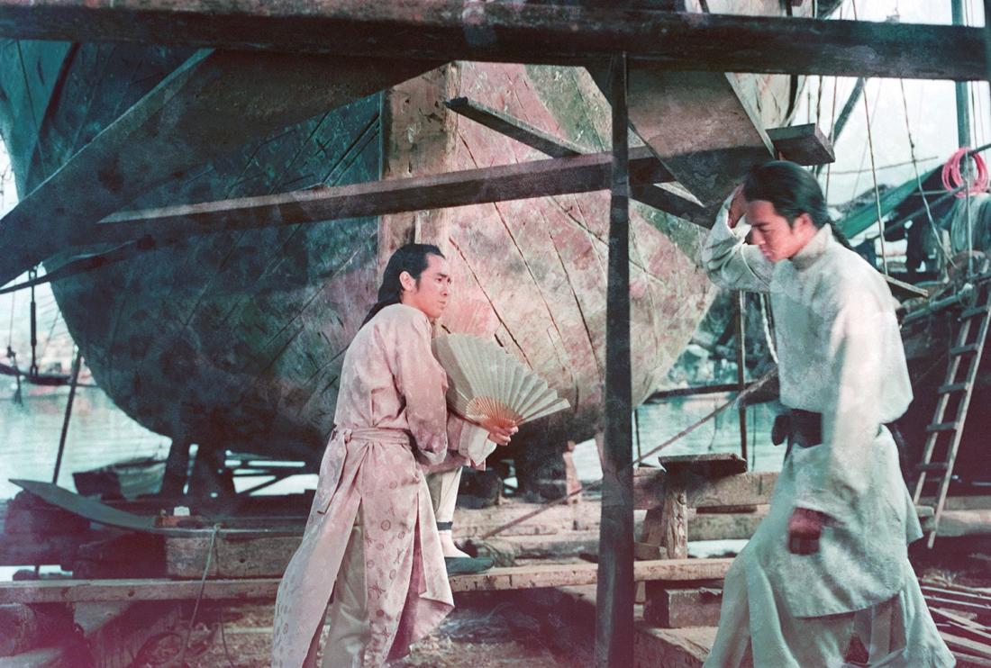 Trương Bảo Tử chạm trán với tướng quân của triều đình nhà Thanh là Hồ Nghĩa.